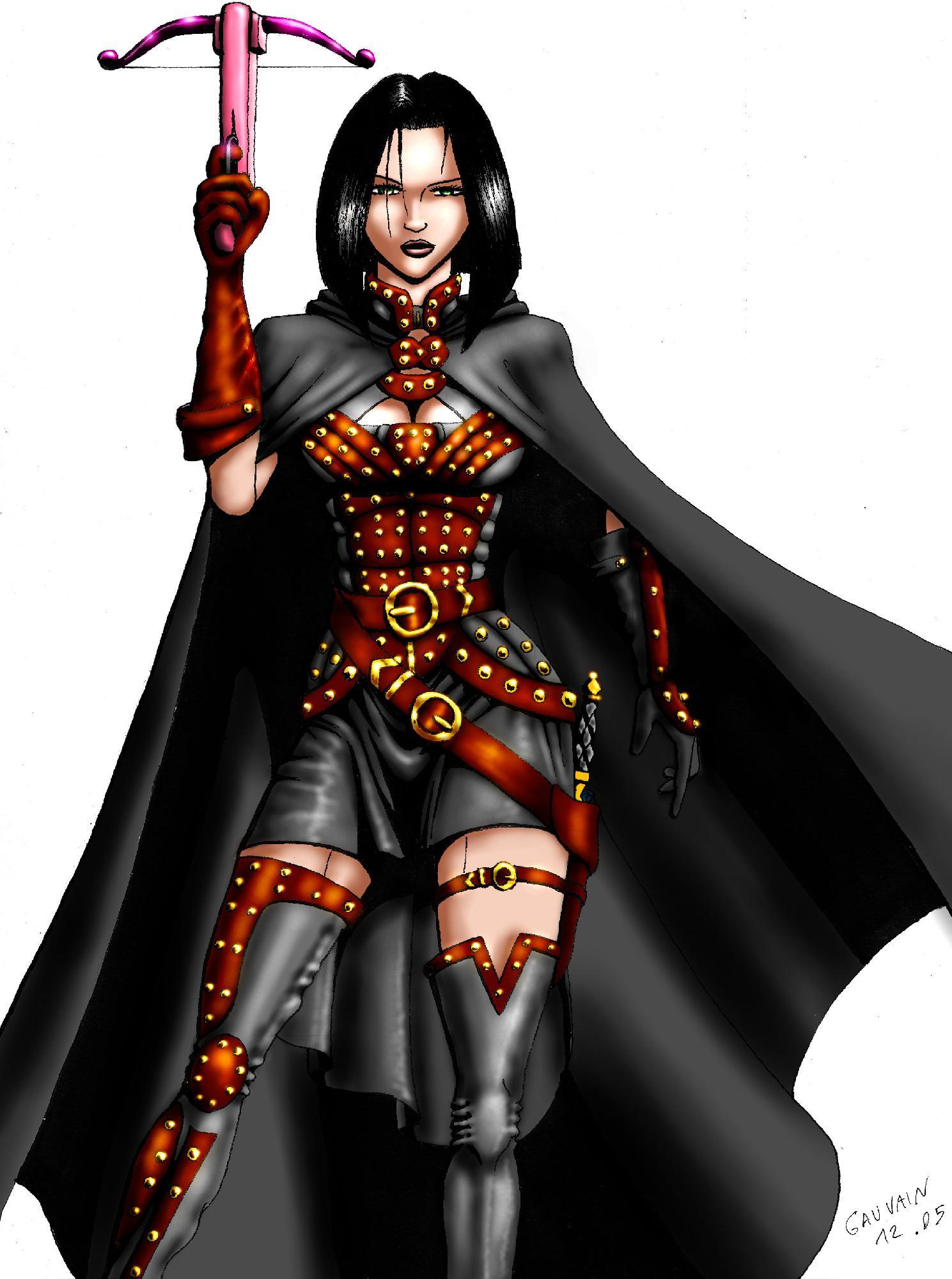 Fugitifs : Dessins des personnages joueurs Image5c8119f2dbc38